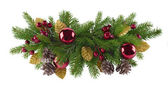 Christmas decoration element — Stock Photo