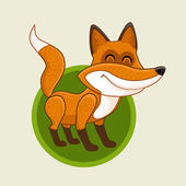 fox — Stock Vector