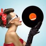 Постер, плакат: The vinyl desire