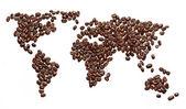 Coffee invasion. — Stock Photo