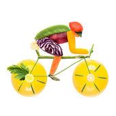 Road bike cycling. — Stock Photo