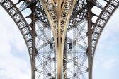The Eiffel Tower, Paris — Stock Photo