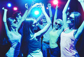 Gençlerin partisi — Stok fotoğraf