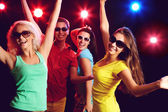Young people at party. — Stock Photo