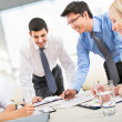 Business team — Stock Photo #44745967