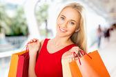 Shopping — Stock Photo