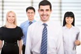 Group of business people — Stok fotoğraf