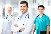 Medical doctors — Stock Photo