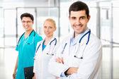 Medical doctors — Stock Photo