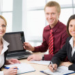 Business  team — Stock Photo #44757415