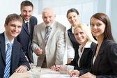 Business people — Stok fotoğraf