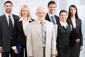 Grupo empresarial — Foto de Stock