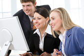 Business team — Stockfoto