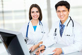 Docteurs en médecine — Photo