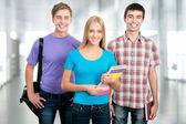 étudiants de l'adolescent — Photo
