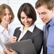 Business people at office — Stock Photo #44811913