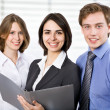 Business people at office — Stock Photo #44811923