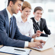 Business people working together — Stock Photo #44819963