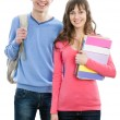 Happy students — Stock Photo #44823687
