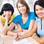 Female students — Stock Photo #44824919