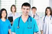 Medisch team — Stockfoto