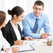 Group of business people — Stock Photo #44863505