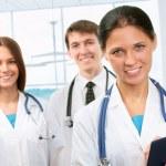 Medical  team — Stock Photo #44868991