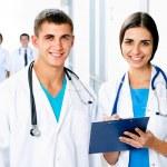 Doctors — Stock Photo