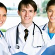 Young doctors — Stock Photo #44868133