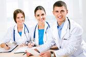 Młodych lekarzy — Zdjęcie stockowe