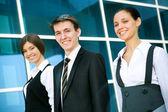 Businessteam — Stock Photo