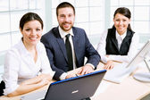 Businesspeople — Stock Photo