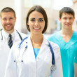 Young doctors — Stock Photo #44888447