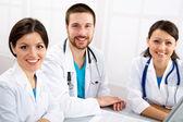 Medical team — Zdjęcie stockowe