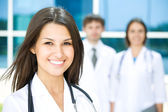 Young female doctor  — Stock Photo