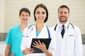 Young doctors — Stock Photo