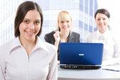 Kobiety biznesu — Zdjęcie stockowe