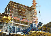 High-rise building under construction. — Foto Stock