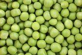 Warzywo tekstura tło zielony groszek. — Zdjęcie stockowe
