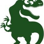 Постер, плакат: Christmas Tyrannosaurus Rex