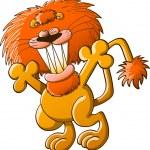 Постер, плакат: Cool lion