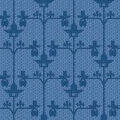 Russian seamless pattern — Stock Photo