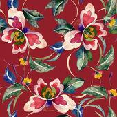 Decorative seamless pattern — Stock Photo