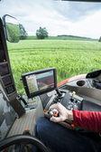 农业机械 — 图库照片