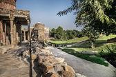 Qutub Minar — Stok fotoğraf