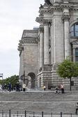 Parliament in berlin — Stock Photo