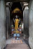 Revered Vishnu — Stock Photo