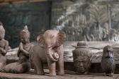 Crafts of Cambodia — Stock Photo
