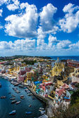 Procida beautiful island — Stock Photo