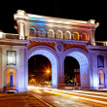 Wellcome to in Guadalajara — Stock Photo #45517097
